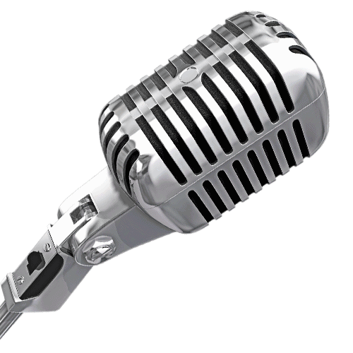Podcast Editing Services Microphone